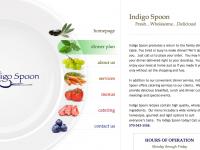 Indigo Spoon Website
